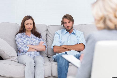Resolución conflictos de pareja