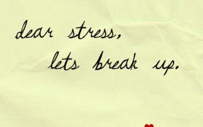 ¿Que sabemos de estrés y como prevenirlo?