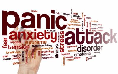 Ataques de pánico: el miedo al miedo.