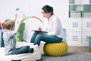 terapeuta infantil
