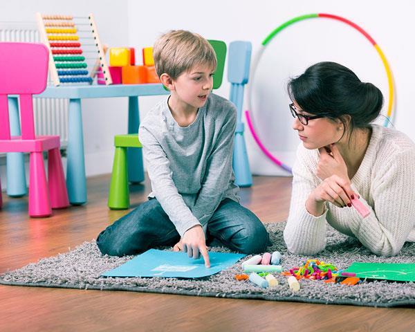 TRASTORNOS INFANTILES: ¿Lo llevo al psicólogo o al psicopedagogo?