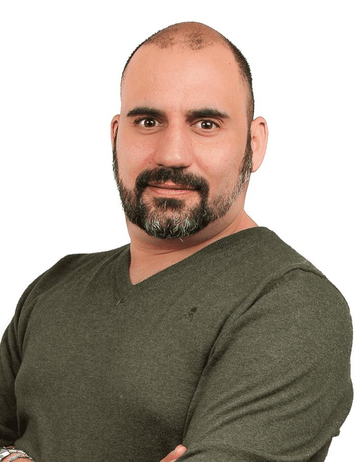 Sergio García - Terapeuta y Formador Gestalt