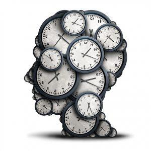 la percepción del tiempo en la nueva normalidad